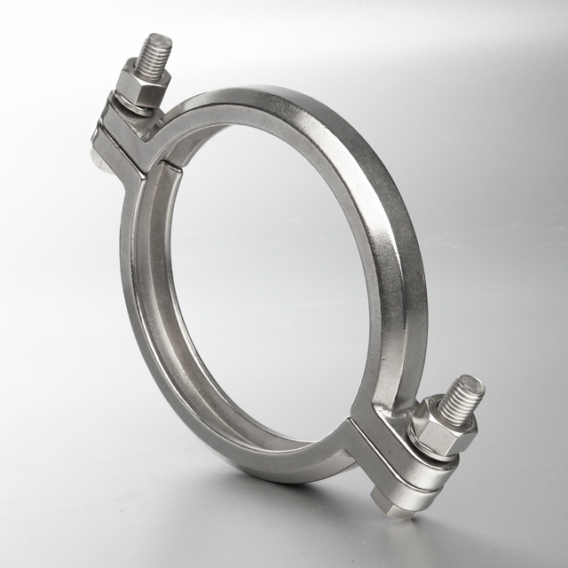 DIXON High Pressure Double Bolt Clamp