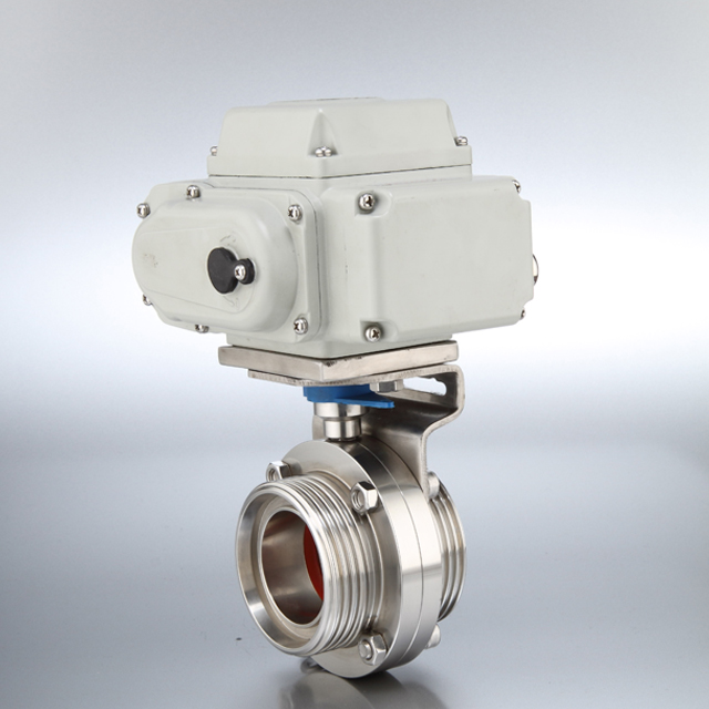 Electric Actuator for Sanitary Valves