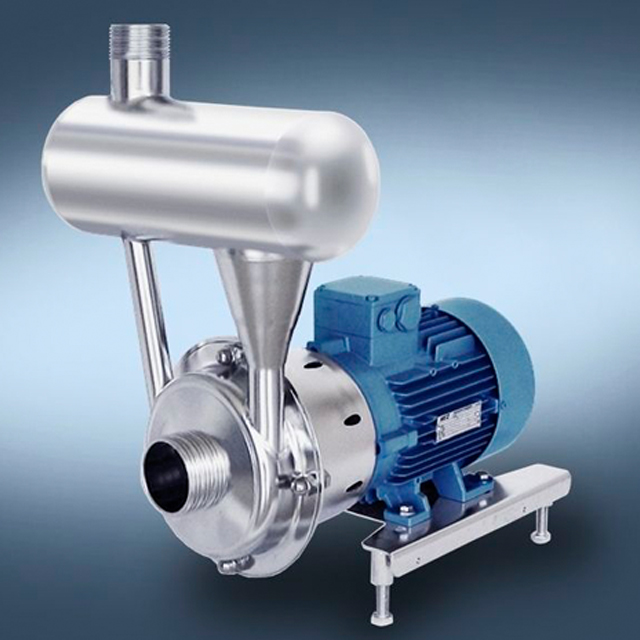 Stainless Steel Self Priming Pump