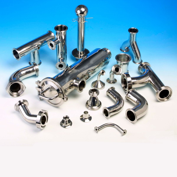 ASME BPE Fittings In Customized