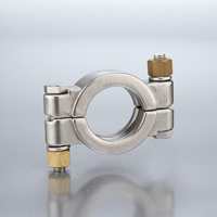 13MHP High Pressure Bolted Style Clamp