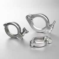 Heavy Duty I Line Clamp