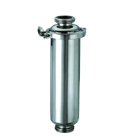 Straight Type Strainer Filter