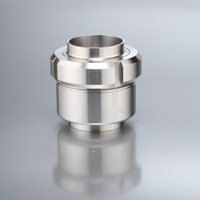 Union Body Check Valves