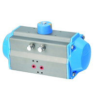 Aluminum Pneumatic Actuators
