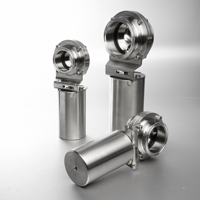 Stainless Steel Pneumatic Actuators