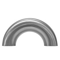 2WUL7 180 Degree Weld Return Bend